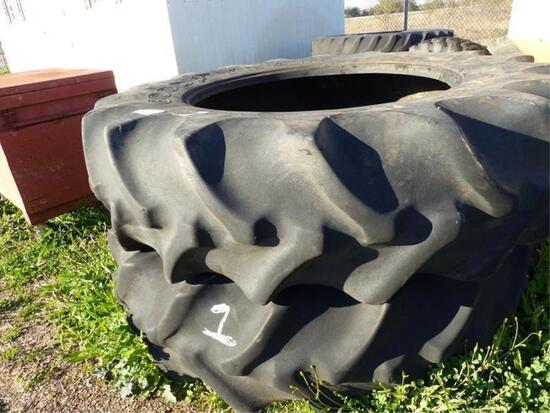 20.8R42 TRACTOR TIRES