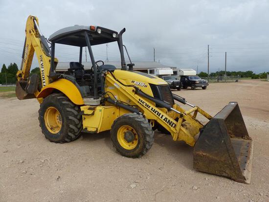 Farm Ranch & Construction Equipment Auction