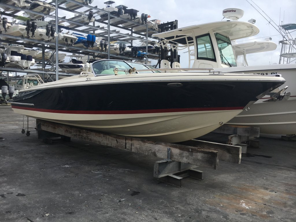 2015 CHRIS CRAFT CORSAIR 25 BOAT
