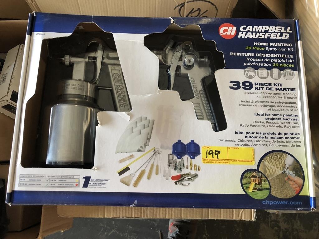 Nettoyage Armoire En Bois campbell hausefeld home painting spray gun kit model chk018