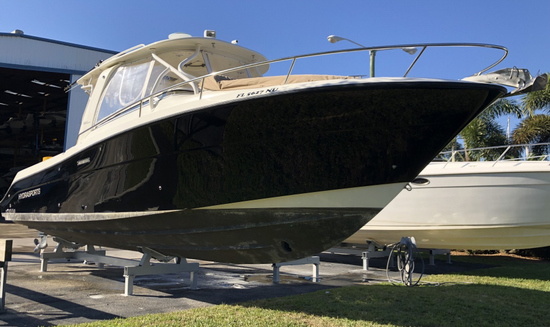 "2008 HYDRA-SPORTS 3500VX VECTOR EXPRESS 35' LUXURY CLASS EXPRESS SPORT FISHERMAN ""MI AMOR"