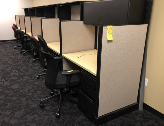 CUBICLE WORK STATIONS