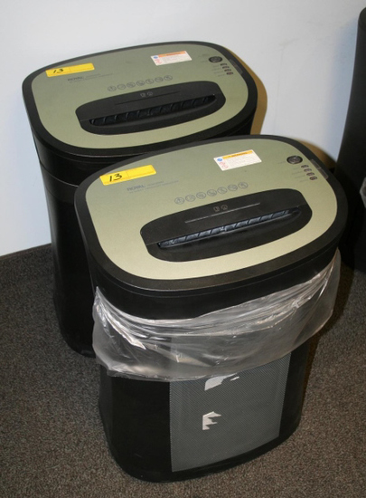 ROYAL HG2020MX 20 SHEET CROSS CUT SHREDDERS **HIGH BID/AMOUNT WILL BE MULTIPLED BY THE QUANTITY**