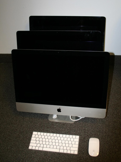 APPLE iMAC A1418 ALL-IN-ONE COMPUTERS **HIGH BID/AMOUNT WILL BE MULTIPLED BY THE QUANTITY**