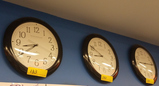 WALL CLOCKS **HIGH BID/AMOUNT WILL BE MULTIPLED BY THE QUANTITY**