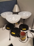 DESK LAMPS **HIGH BID/AMOUNT WILL BE MULTIPLED BY THE QUANTITY**