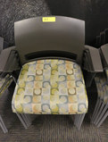 STEELCASE CLIENT CHAIRS, MODEL 490412 **HIGH BID/AMOUNT WILL BE MULTIPLED BY THE QUANTITY**