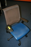 STEELCASE ADJUSTABLE ROLLING CHAIRS **HIGH BID/AMOUNT WILL BE MULTIPLED BY THE QUANTITY**