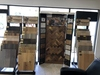 LOT CONSISTING OF (8) TILE DISPLAYS INCLUDES TILES