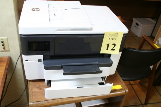 HEWLETT PACKARD OFFICEJET PRO 7740