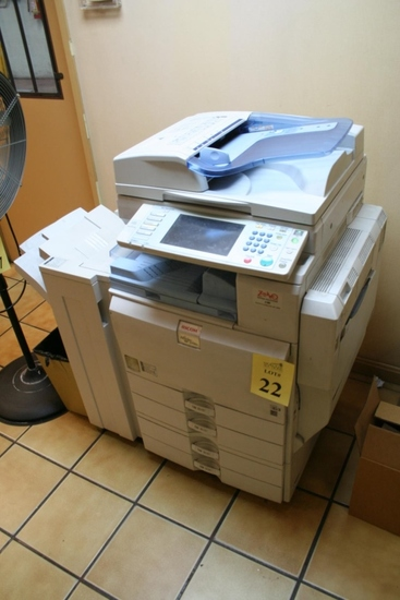 RICOH AFICIO MP 4000B COPY MACHINE