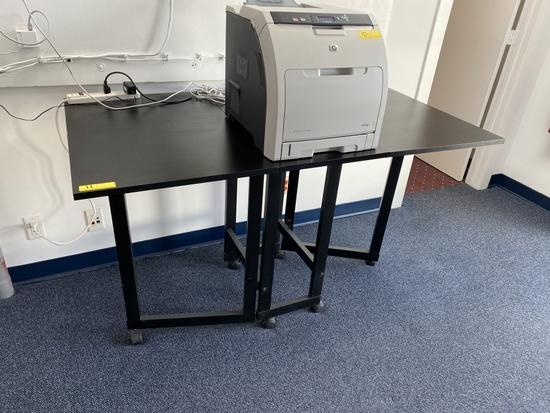 HP COLOR LASER JET PRINTER MODEL CP3505N