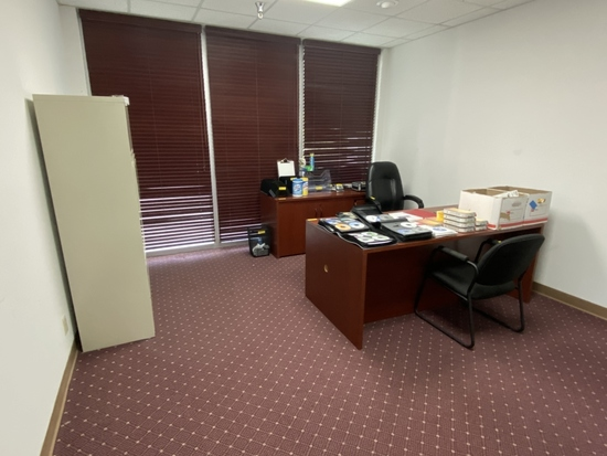 LOT CONSISTING OF OFFICE SUITE
