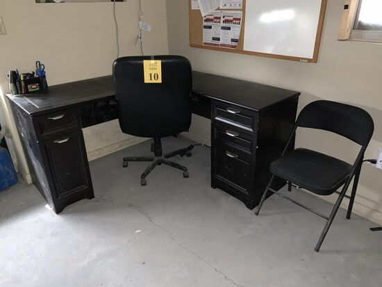 LOT CONSISTING OF OFFICE INCLUDING