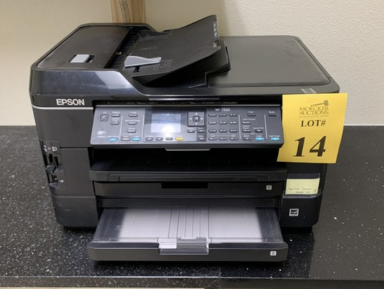 EPSON WF-7520 ALL-IN-ONE PRINTER