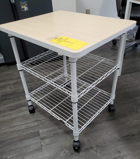 LOT CONSISTING OF OFFICE FURNITURE