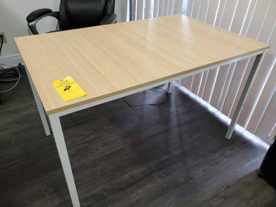 WOOD TONE TABLES