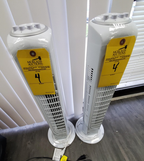 ASSORTED FANS