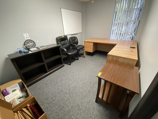 LOT CONSISTING OF OFFICE SUITE: