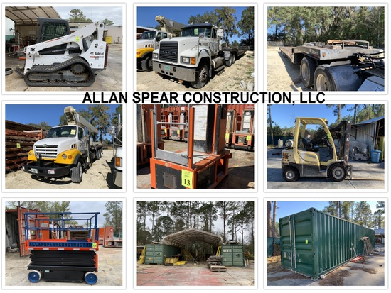 Allan Spear Construction, LLC.