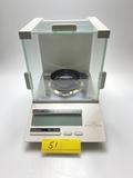 METTLER TOLEDO MODEL CB203/A PRECISION GEM SCALE,