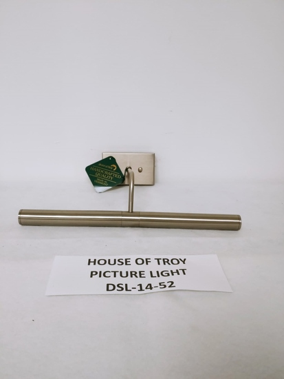 """HOUSE OF TROY PICTURE LIGHT 14""""L"""