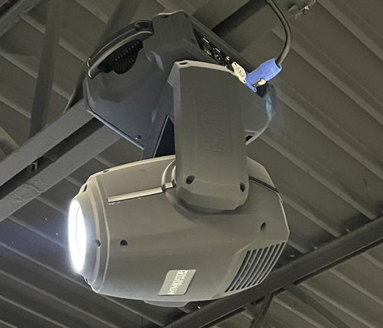 CHAUVET INTIMIDATOR SPOT 375ZIRC LIGHTING EFFECT (