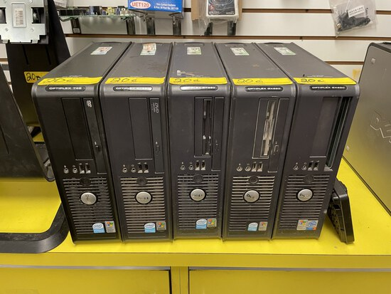 DELL COMPUTERS TOWERS