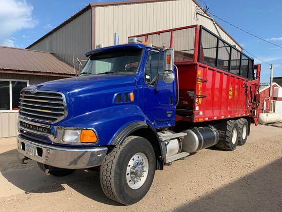 2007 Sterling LT 9500 Manure Truck