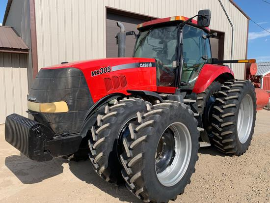 2006 Case IH MX305 MFWD Tractor