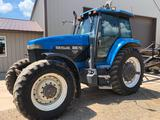 New Holland 8670 MFWD Tractor