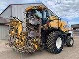 2009 NH FR9060 Forage Harvester w/8rw NH Head