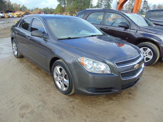 2012 CHEVROLET MALIBU VIN:1G1ZA5E05CF388380 car, cloth interior, A/T, power