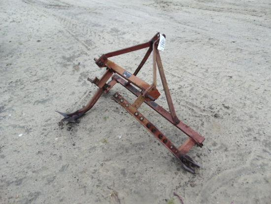 3 pt hitch pittsburgh cultivator frame