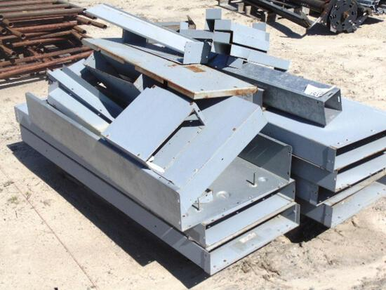 pallet of electrical panels