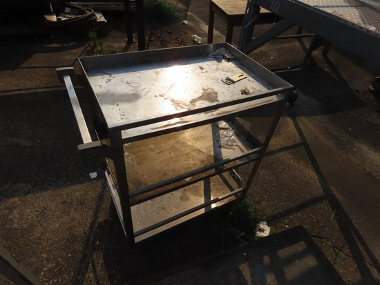 Aluminum Rolling Cart
