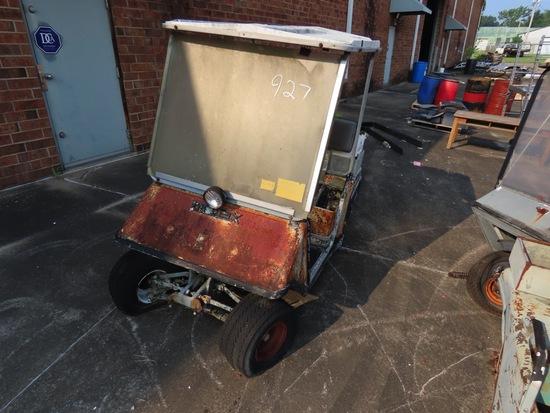 Golf Cart Frame