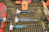 Lot - (3) Dynabrade Pneumatic Angle Grinders