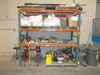 Pallet Racking. DIM: 44 in x 102 in x 96 in (Contents Not Included)