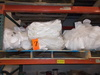 Lot - (3) Bags of Sock Filters and (2) Boxes of Bag Filters.