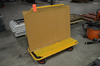 48 in. x 22 in. Inventory Cart, 12 in. x 44 in. (approx) Loading Platform