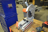 Chicago Electric Power Tools 14 in. Model 44829 Industrial Cut-Off Saw, S/N