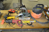 Lot - (7) Assorted Electric Power Tools