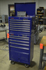 Kobalt Portable Tool Chest, with Tool Box and Miscellaneous Contents
