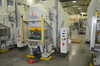 EBU Umformtechnik 137-Ton Capacity Model H125F/Li Hydraulic Eccentric Geare