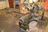 Wells Model 1000 Horizontal Metal Cutting Band Saw, S/N: 1954; with Roller