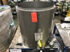 Approx. 50 Gal Stainless Steel, Jacketed, Open Top, Flat Bottom, Electric H