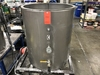 75 Gallon Stainless Steel, Jacketed, Open Top, Flat Bottom, Electric Heated