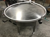 Accutek Model RM602545, Stainless Steel Rotary Accumulation Table