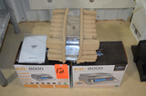 (2) New in Box 8kg x1g Capacity Kitchen Scales